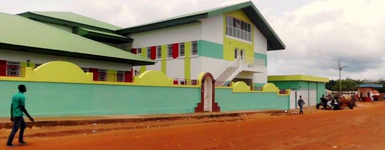 Nieuwe NOMA-centrum in Guinee-Bissau
